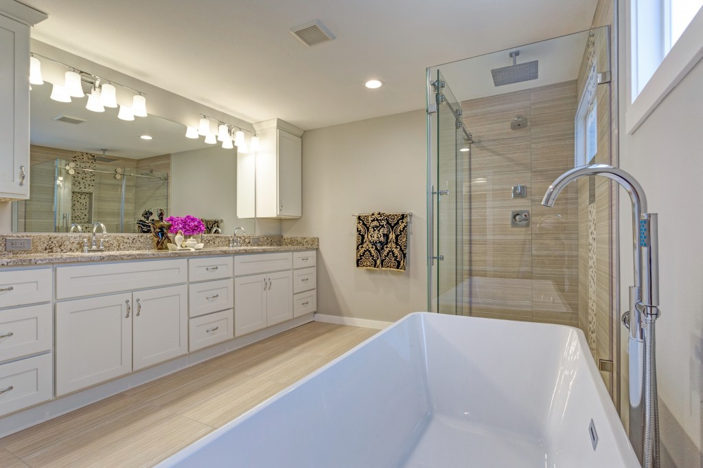 large batroom
