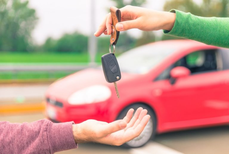 owning a new car