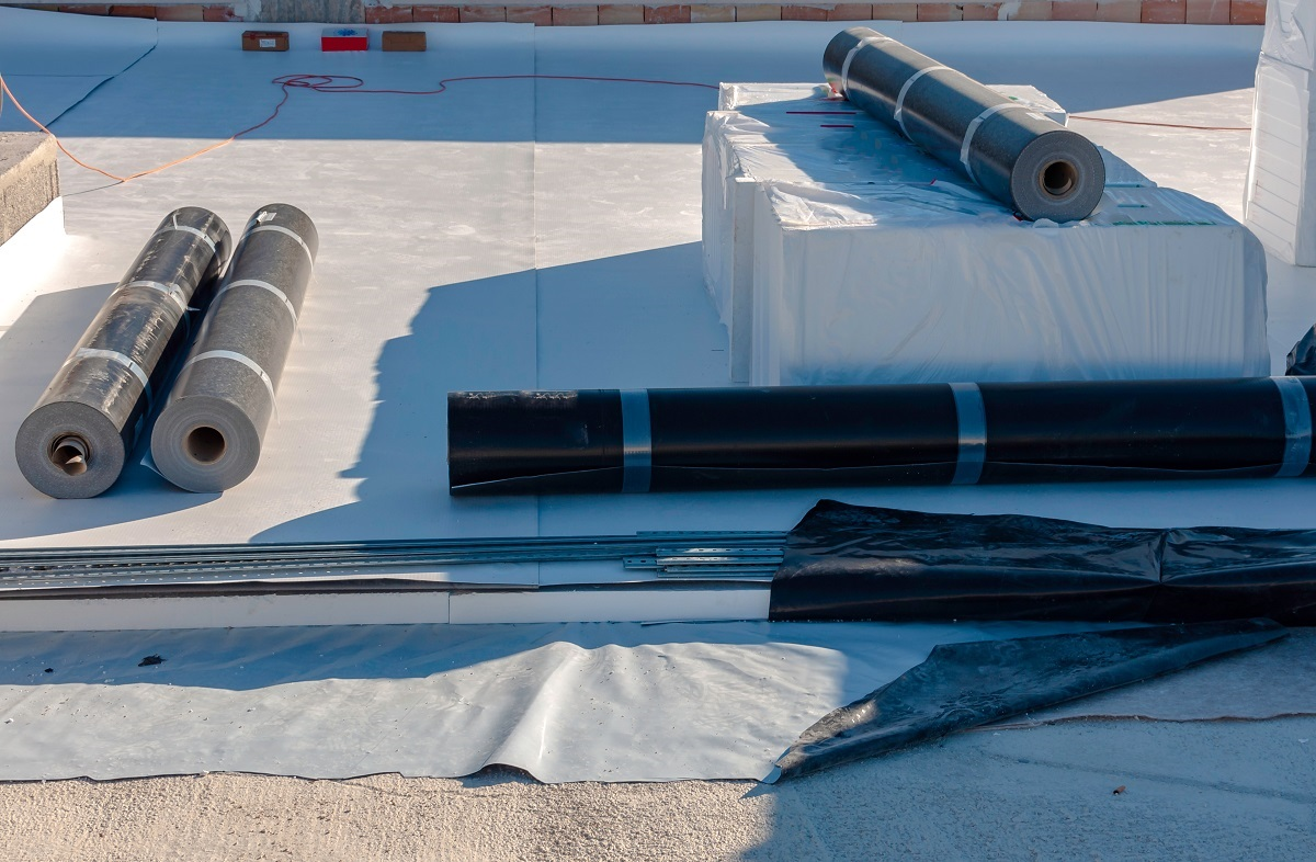 Thermoplastic Roof Membrane