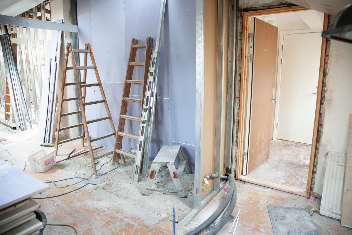interior renovation