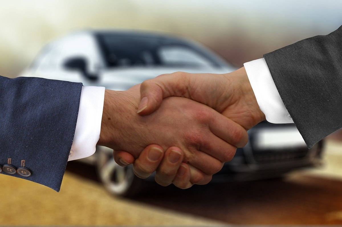 Auto Reselling Business
