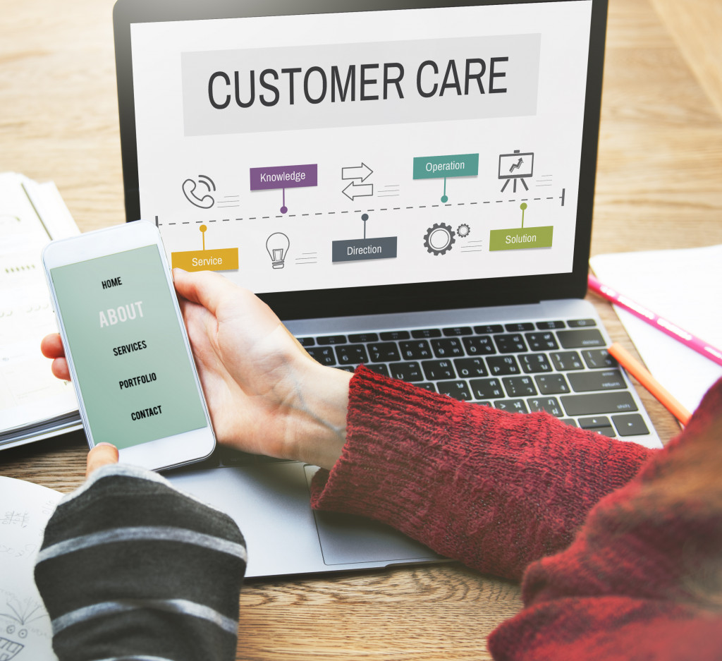 customer care review